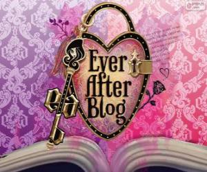 Puzle Ever After High logo