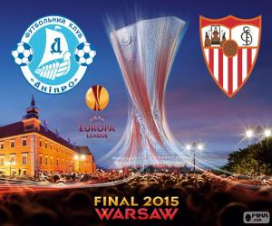 Puzle Evropa liga finále 2014-2015
