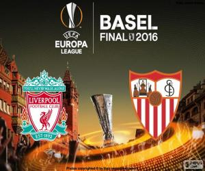 Puzle Evropa liga finále 2015-2016