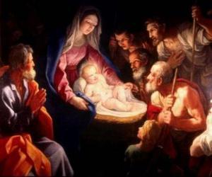 Puzle Faráři uctívání Ježíše