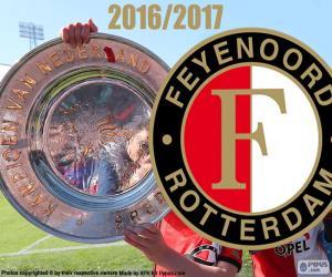 Puzle Feyenoord, mistr 2016-2017