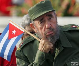 Puzle Fidel Castro