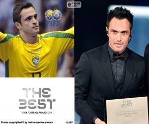 Puzle FIFA ocenění čestný 2016
