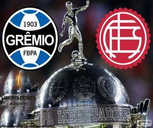 Puzle Finále Copa Libertadores 2017