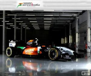 Puzle Force India VJM 07 - 2014 -
