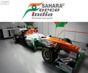 Puzle Force India VJM06 - 2013 -