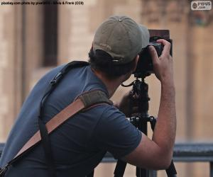 Puzle Fotograf