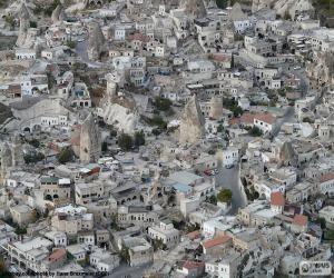Puzle Göreme, Turecko