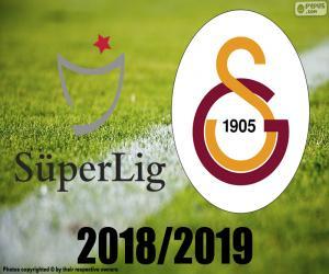 Puzle Galatasaray, mistr 2018 – 2019