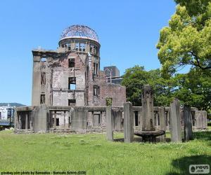 Puzle Genbaku Dome, Japonsko