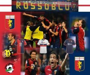 Puzle Genoa CFC