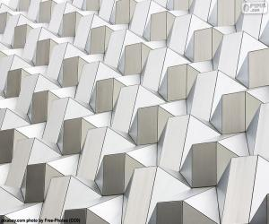 Puzle Geometrický vzor