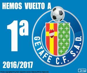 Puzle Getafe CF 2016-2017