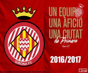 Puzle Girona FC 2016-2017