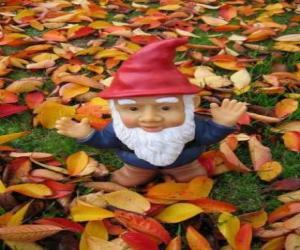 Puzle Gnome nebo trpaslík