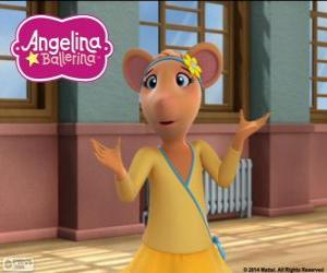 Puzle Gracie, postava z Angelina balerína