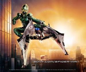 Puzle Green Goblin je supervillain považován za jeden z archenemies o Spider-Man