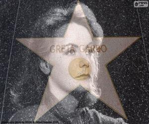 Puzle Greta Garbo