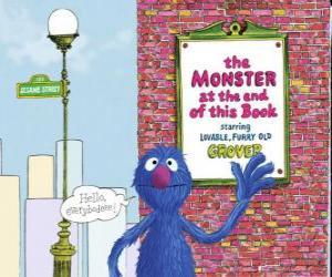 Puzle Grover pozdrav