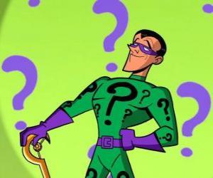 Puzle Hádankář nebo Nigma je supervillain posedlý hádanky a nepřítel Batman