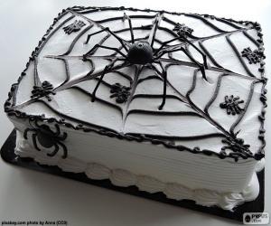 Puzle Halloween dort