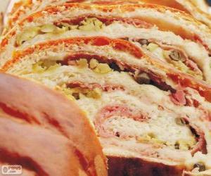 Puzle Ham chléb, Venezuela