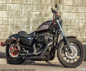 Puzle Harley-Davidson 883R 2008