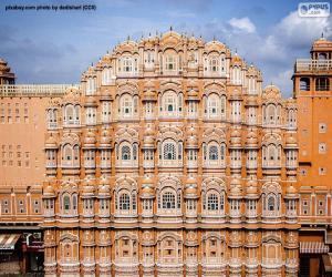 Puzle Hawa Mahal, Indie