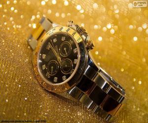 Puzle Hodinky Rolex