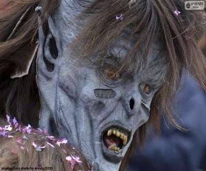 Puzle Hororové masky