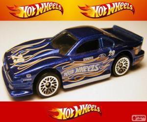Puzle Hot Wheels Ford Mustang Cobra
