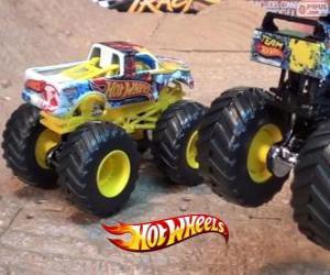 Puzle Hot Wheels Monster Jam