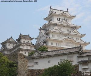 Puzle Hrad Himedži, Japonsko