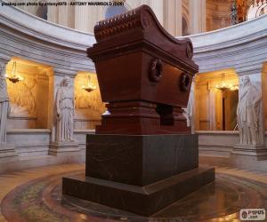 Puzle Hrobka Napoleona, Paříž