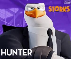 Puzle Hunter, Čapí dobrodružství