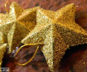 Puzle Hvězda pro vánoční stromeček