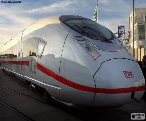 Puzle Intercity-Express, Německo