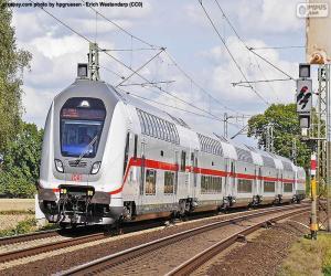 Puzle InterCity IC 2, Německo