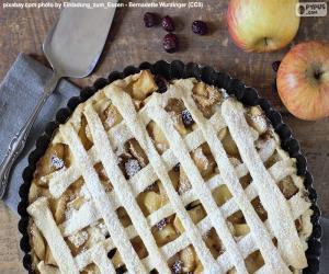 Puzle Jablečný koláč