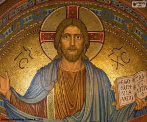 Puzle Ježíši Kriste