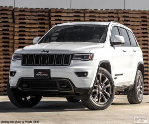 Puzle Jeep Grand Cherokee, 2015