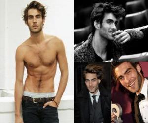 Puzle Jon Kortajarena model Španělština