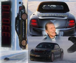 Puzle Juha Kankkunen, led rychlostní rekord