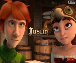 Puzle Justin a Talia