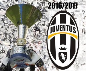 Puzle Juventus, mistr 2016-2017