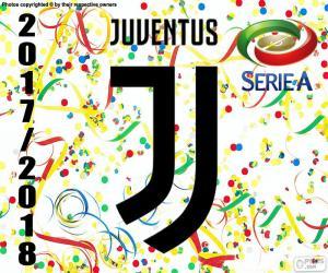Puzle Juventus, mistr 2017-2018