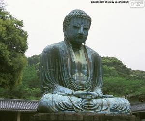 Puzle Kōtokuin, Japonsko