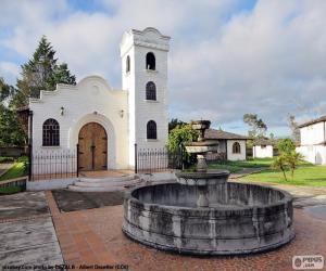 Puzle Kaple, Ekvádor