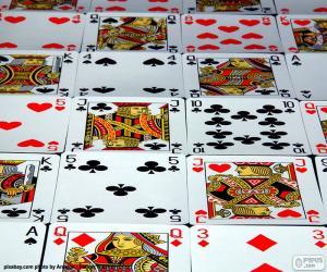 Puzle Karty poker