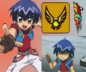 Puzle Kazuya Daidoh je hlavní charakteristika Scan2Go a chce, aby se stal nejrychlejším pilotem v prostoru